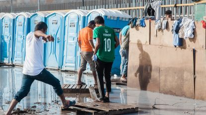 Vrees voor gezondheidscrisis aan Mexicaanse grens