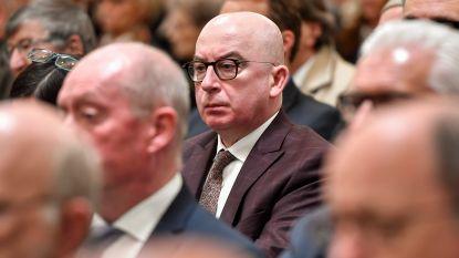 """Piet Buyse neemt afscheid van zijn collega-burgemeester: """"Michel was enorm gedreven"""""""