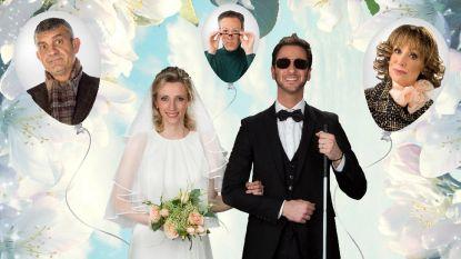 'Blind Getrouwd' is nu ook een theaterstuk