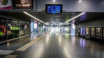 Illegaal krijgt 19 maanden cel voor mislukte overval op 74-jarige man in station van Brugge