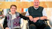 Vica en Pierre eerste platina echtpaar