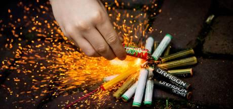 Politie Groningen pakt makers van filmpjes met illegaal vuurwerk op