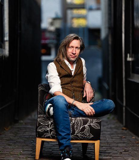 Dirk-Jan Stip, eigenaar van Corazon: 'Praat, lees, lach, denk na, geniet, maar verstop je niet achter een scherm'