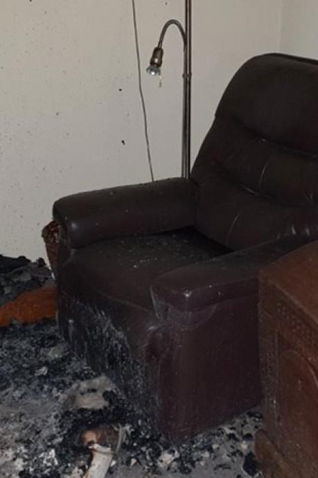 Heldhaftige hond ontdekt brand en wekt gezin