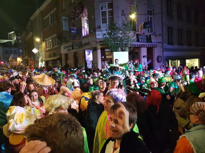 Ook aan de Vaantjesboer werd stevig feest gevierd.
