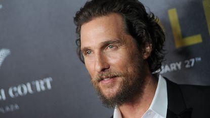 """Matthew McConaughey: """"Geef Trump een kans"""""""
