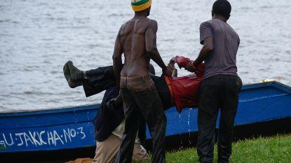 Schip met 100 opvarenden kapseist op Victoriameer: zeker 29 doden en tientallen vermisten