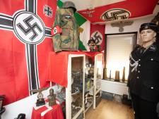 Jonge rechts-extremisten opgepakt vanwege terreurverdenking, nazispullen ingenomen