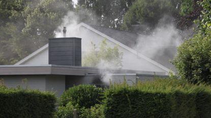 Woning onbewoonbaar na brand