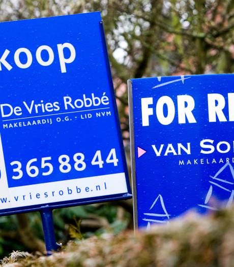 Makelaarsvereniging: woningmarkt loopt vast, te weinig huizen in de verkoop