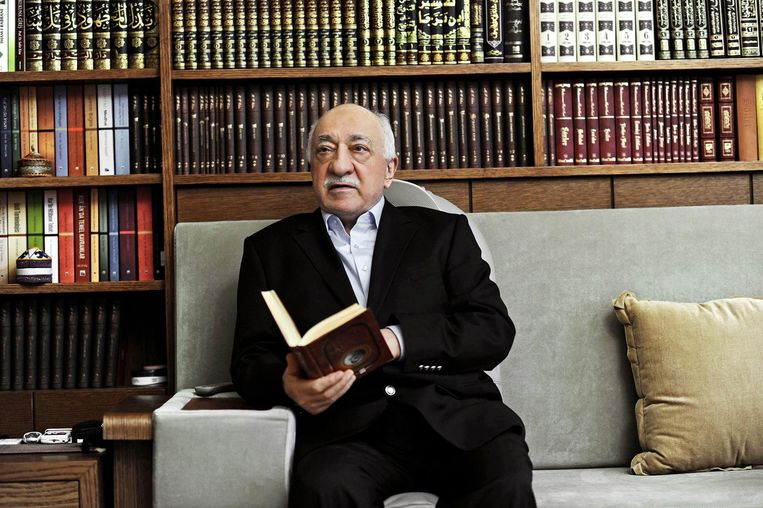 Fethullah Gülen. Beeld epa