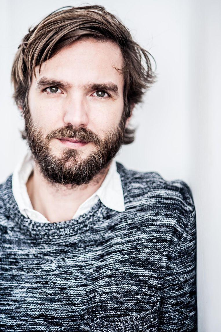 Bas Morsch, medeoprichter van cultuurlidmaatschapsprogramma We Are Public Beeld Bart Grietens