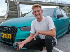 YouTuber Boaz verbindt zijn naam aan groot trampolinepark in Ede