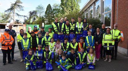 Leerlingen De Graankorrel vallen in de prijzen op Autoluwe Schooldag