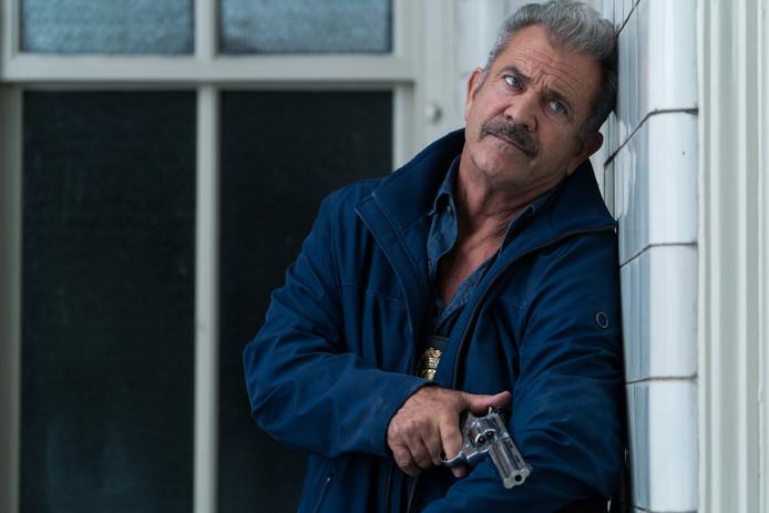 Mel Gibson in de misdaadfilm Dragged Across Concrete.