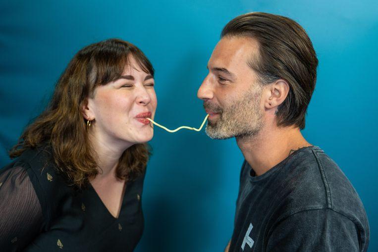 Dorothee Dauwe en Sean Dhondt