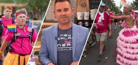 De Ochtend Show to go geheel in het teken van de Roze Woensdag van Nijmeegse Vierdaagse