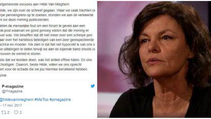 P-Magazine excuseert zich bij Hilde Van Mieghem en haalt omstreden artikel offline