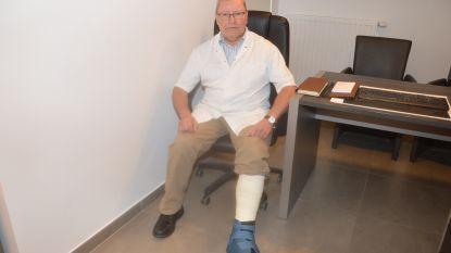 Ex-burgemeester Jan De Dier overvallen in Oostende