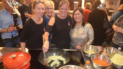 """Samen koken, samen borstkanker te lijf"""