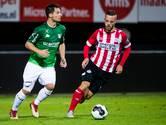 Ramselaar laat klasse zien bij Jong PSV dat weer faalt in de slotfase