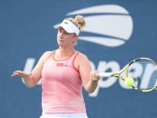Qualifications pour l'Open d'Australie: Arthur De Greef éliminé d'entrée, Ysaline Bonaventure au 2e tour