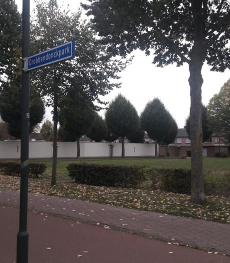 Plan hondenveldje Grobbendonckpark Goirle terug. 'Ik doe er alles aan om dit tegen te houden'