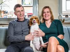 De nieuwe baasjes van labhond Molly: 'Ja, dierproeven gebeuren nog steeds in Nederland'