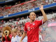 Gestopte Robben over terugkeer: 'Zeg nooit nooit'