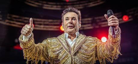 Gerard Joling zet streep door Goud & Nieuw-concert