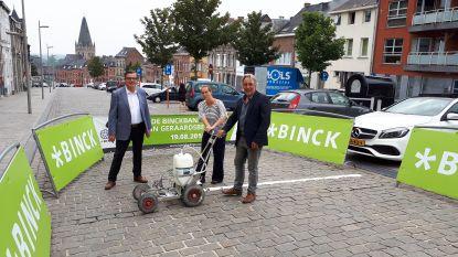 Geraardsbergen klaar voor laatste rit BinckBank Tour