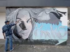 Kapelle zoekt vier jonge kunstenaars voor graffitikunstwerk