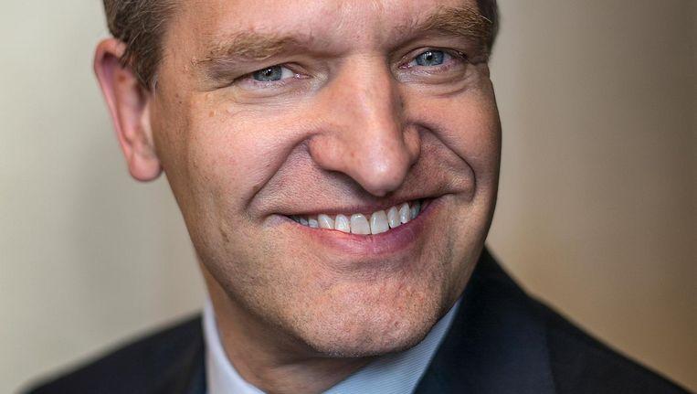 Sybrand Buma: 'De digitale wereld is geen privédomein.' Beeld Jiri Buller/Lumen