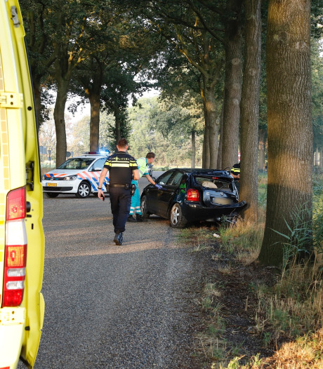 Weer een eenzijdig ongeval op opnieuw geasfalteerde De Quayweg in Landhorst