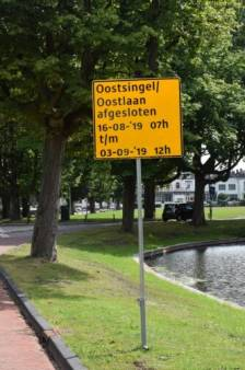 Woerdense VakantieWeek 2019; deze wegen in Woerden zijn tijdelijk dicht