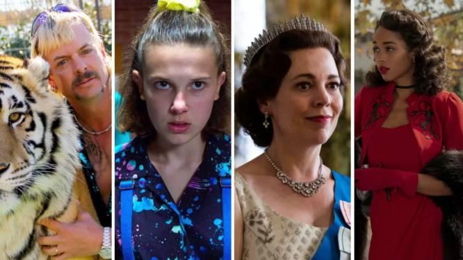 Netflix breekt wereldrecord met 160 Emmy-nominaties