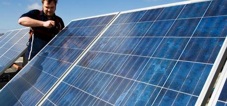 Amsterdam gaat 12.000 zonnepanelen plaatsen