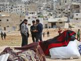 Wael Al Saleh zag deze week hoe zijn stad werd verwoest