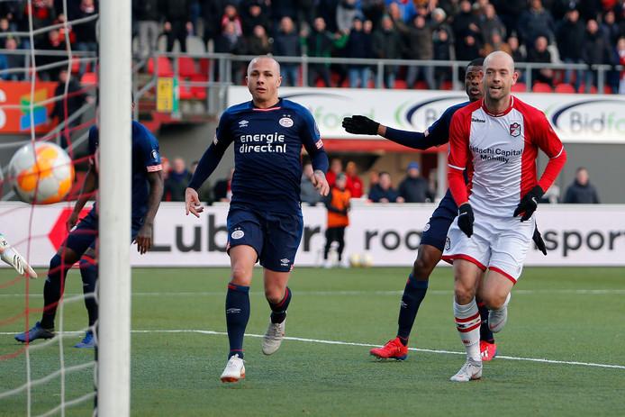 Nicklas Pedersen met de 2-2.