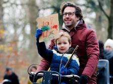 Vaders, moeders, kinderen, studenten en ouderen in actie tegen verbreding A27: 'Voor wie is dit plan dan bedoeld?!'