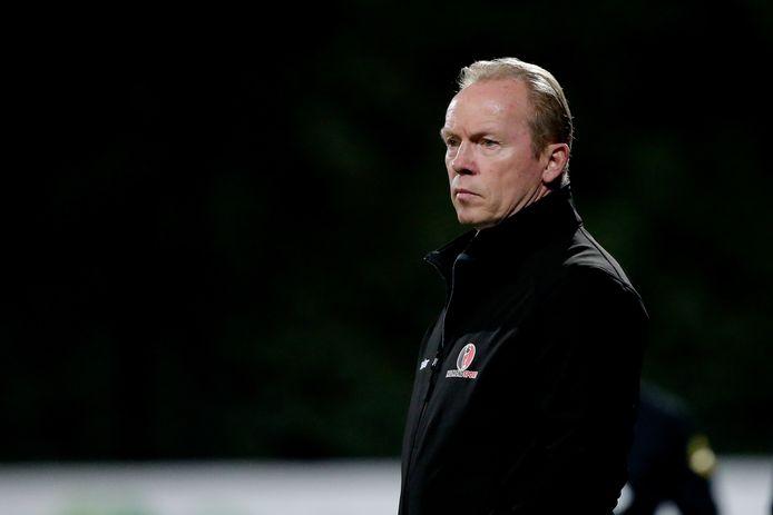 Helmond Sport-trainer Wil Boessen reist vrijdag met zijn ploeg af naar Dordrecht.
