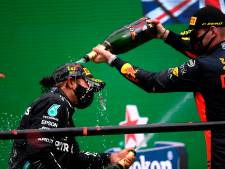 Verstappen: Hamilton dwingt me om door te gaan tot mijn veertigste