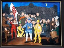 'De Gruusbèkse Nachtwacht' krijgt plek in gemeentehuis