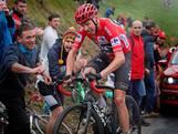De Vuelta-dag waarop Froome zijn nu al historische plasje doet