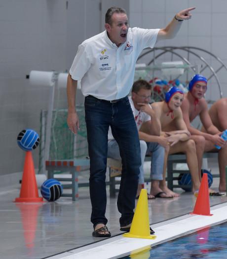 'Mister PSV Waterpolo' Ronald Lindhout terug op het oude nest: 'Als ik het doe, doe ik het goed'