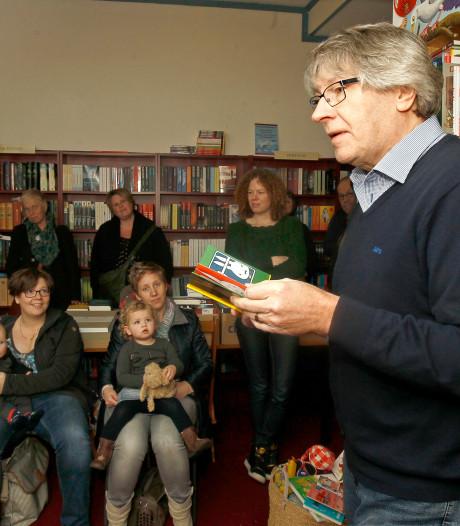 Lintje voor schrijver, programmamaker en presentator Arie Ribbers uit Barchem