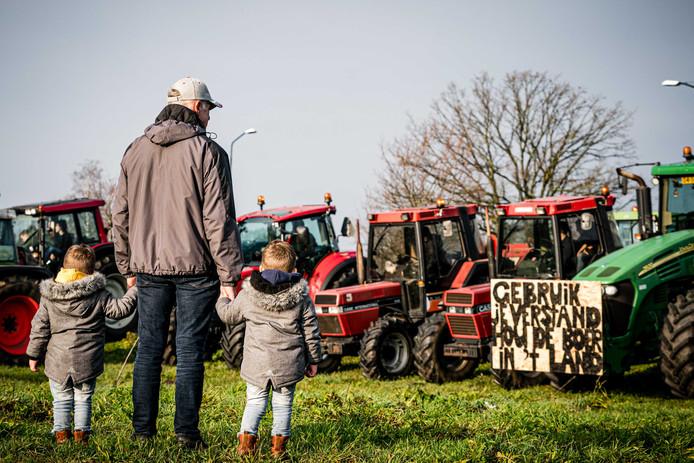 Boeren gaan opnieuw demonstreren.
