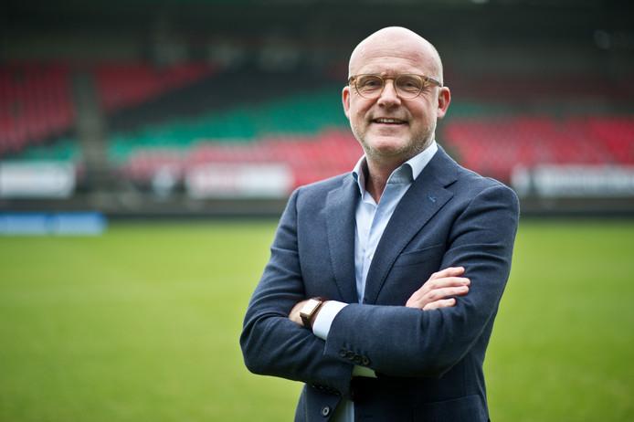 Algemeen directeur van NEC Wilco van Schaik.