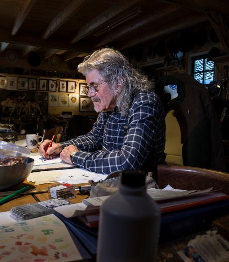 Hoe boerenrocker Bennie Jolink in coronatijd veranderde in een zielig vogeltje: 'Ik had er geen zin meer in'