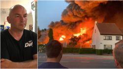 """Zaakvoerder Gebo strijdvaardig na zware industriebrand: """"Over paar dagen willen we weer opstarten"""""""